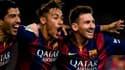Suarez-Neymar-Messi