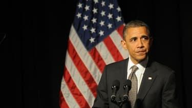 Barack Obama a défendu sa loi bancaire, qui doit réguler certaines activités de finance, alors que celle-ci peine à être acceptée.