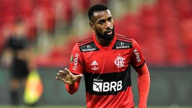 Gerson avec Flamengo