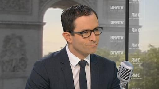 Le ministre de la Consommation Benoît Hamon, sur BFMTV, le 29 mai 2013