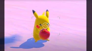 Premières images du nouveau jeu Pokémon Snap