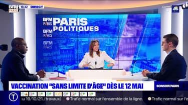 Jean François Mbaye et Bruno Maleine invités de Paris Politiques, revoir l'émission