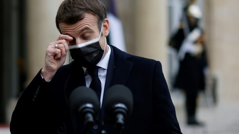 Emmanuel Macron reconnaît ne pas savoir si la France sortira de la crise sanitaire en 2021