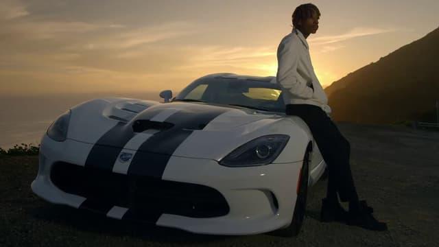 """Wiz Khalifa dans le clip de """"See You Again"""""""