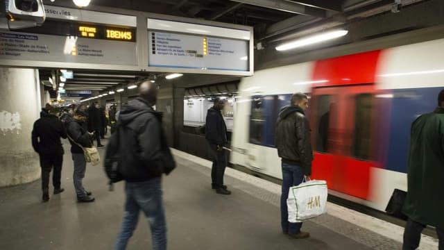 Le RER A et B seront touchés par cette grève