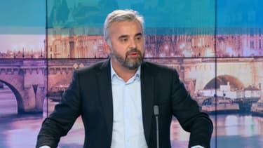 Alexis Corbière, député LFI, était l'invité de BFMTV ce dimanche soir