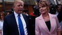 Donald Trump et Sarah Palin.