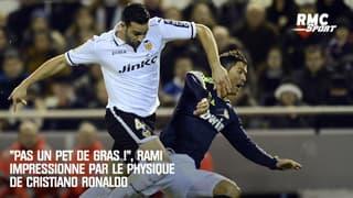 """""""Pas un pet de gras !"""", Rami impressionné par le physique de Cristiano Ronaldo"""
