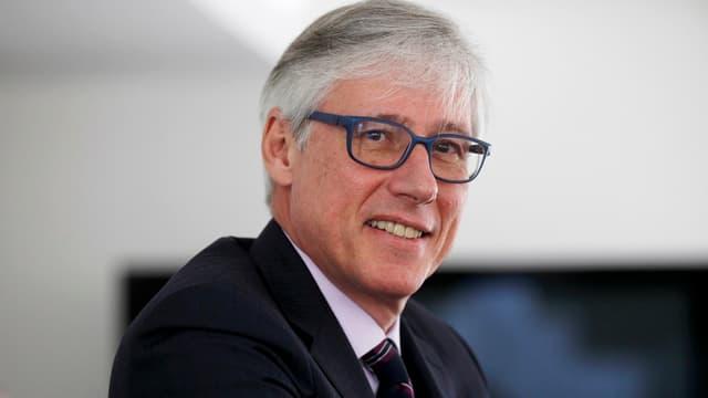Le nouveau patron de Sanofi, Olivier Brandicourt, a très bien négocié son contrat.