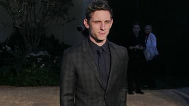 Jamie Bell à la soirée Burberry de Los Angeles le 16 avril 2015