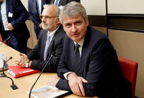 Emmanuel Besnier, PDG du groupe Lactalis