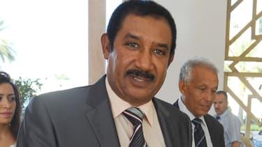Mohamed Ayachi Ajroudi en 2013
