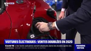 Les ventes de voitures électriques ont doublé en 2020