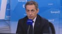 Nicolas Sarkozy jeudi 19 février 2015.