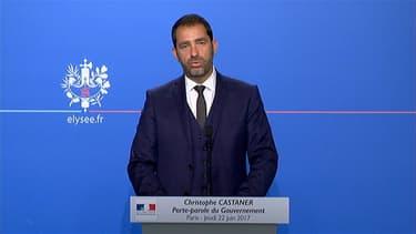 Christophe Castaner a promis des arbitrages sur les baisses d'impôts avant la fin de l'année.