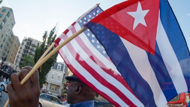 Le dégel des relations entre les Etats-Unis et Cuba a eu lieu le 17 décembre 2014.
