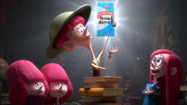 The Willoughbys, le deuxième film d'animation Netflix
