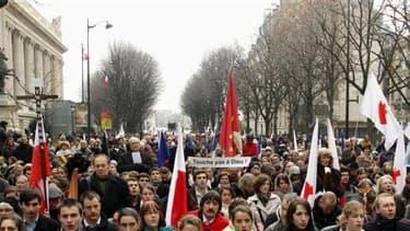 Le mouvement Civitas, manifestant contre le mariage homosexuel.