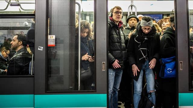 Les prévisions du trafic RATP du lundi 20 janvier