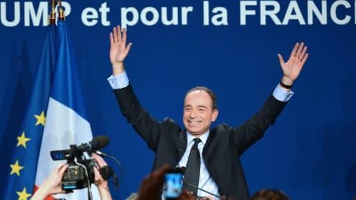 Jean-François Copé à Paris, vendredi 16 novembre