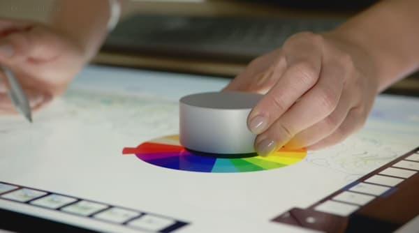Le Surface Dial, l'accessoire à tout faire pour créatif inspiré