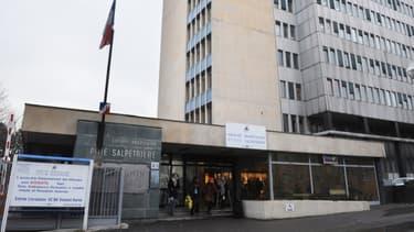 L'hôpital de la Pitié-Salpêtrière -