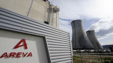 Areva devrait annoncer des cessions d'actif en mars prochain (photo d'illustration)