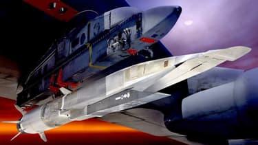 Florence Parly, ministre des armées, a annoncé le lancement d'un projet de planeur hypersonique dont les tests doivent démarrer en 2021.
