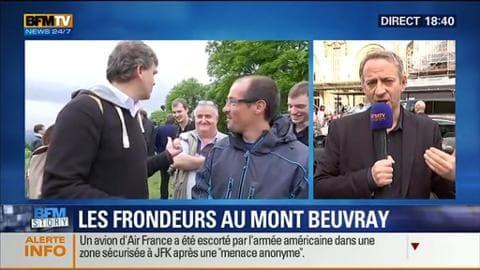Ascension du Mont Beuvray: Arnaud Montebourg a-t-il encore une place dans la vie politique française ?