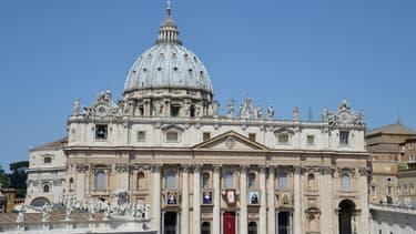 La basilique Saint Pierre au Vatican