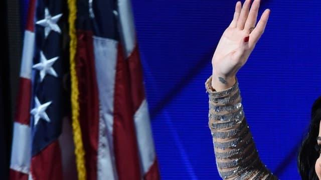 Katy Perry, le 29 juillet 2016