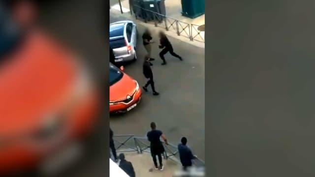 La vidéo d'une interpellation controversée le 12 septembre 2019 à Sevran (Seine-Saint-Denis) a été diffusée sur les réseaux sociaux.