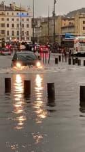 Marseille: le Vieux-port inondé - Témoins BFMTV