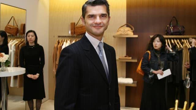 Serge Brunschwig était jusque là le PDG de Dior Homme.