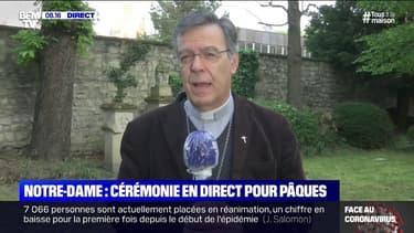 """Vendredi Saint: pour l'Archevêque de Paris, cette célébration dans la cathédrale Notre-Dame """"est un signe de notre espérance"""""""