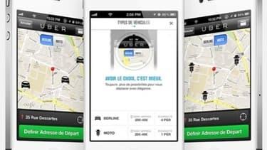 La société américaine de VTC Uber chercherait des investisseurs.