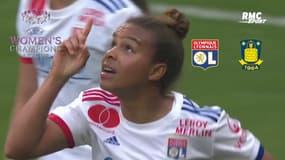 OL-Brondby (F) : Parris ouvre le score pour l'Olympique lyonnais