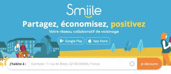 Le réseau d'entraide entre voisinage français au demi-million d'utilisateurs.