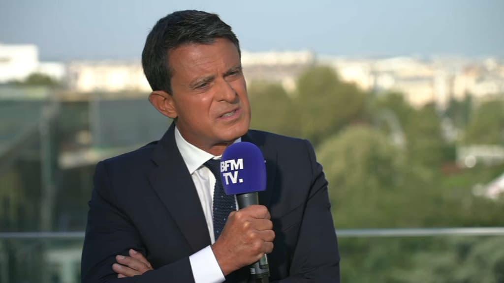 """Valls déplore que les terroristes aient pu """"passer à travers les mailles du filet"""""""