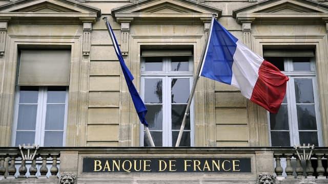 La BdF prévoit 1,3% de croissance en France cette année, contre 1,1% en moyenne pour la zone euro.