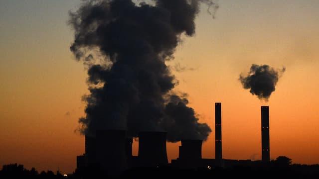 Ségolène Royal souhaite fixer en France le prix du carbone à 30 euros la tonne. (image d'illustration)