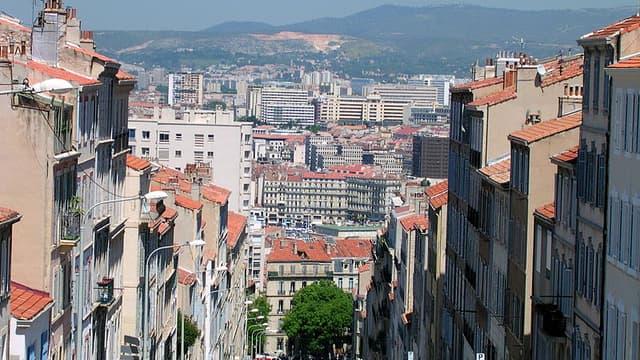 L'immobilier à la peine à Marseille