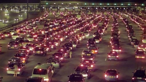 Les tarifs des autoroutes vont augmenter de 0,8% en moyenne en 2014