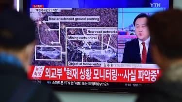 Le Conseil de sécurité de l'ONU a entamé mercredi des consultations d'urgence à huis clos à New York à la suite de l'annonce d'un nouvel essai nucléaire nord-coréen - Mercredi 6 janvier 2016