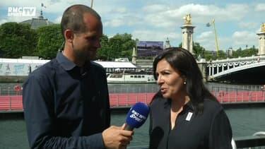 Journées olympiques – Hidalgo : ''On a montré Paris sous son plus beau visage''