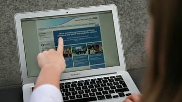 Une PME spécialisée dans la cyber-sécurité gagne plus de 20% à la Bourse de Paris (Photo d'illustration)