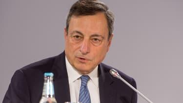 Mario Draghi n'est pas satisfait du niveau de l'inflation