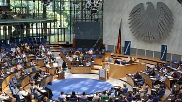 """Le gouvernement allemand a annoncé un budget 2013 """"à l'économie""""."""