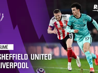 Résumé : Sheffield 0-2 Liverpool - Premier League (J26)