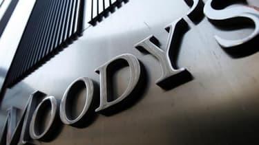 Moody's avait retiré le triple A à la France en novembre 2012.